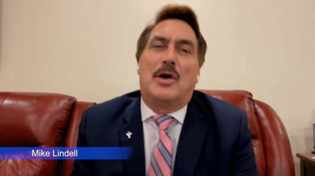 Mike Lindell Presents Absolutely 9-0  Game Over Folks