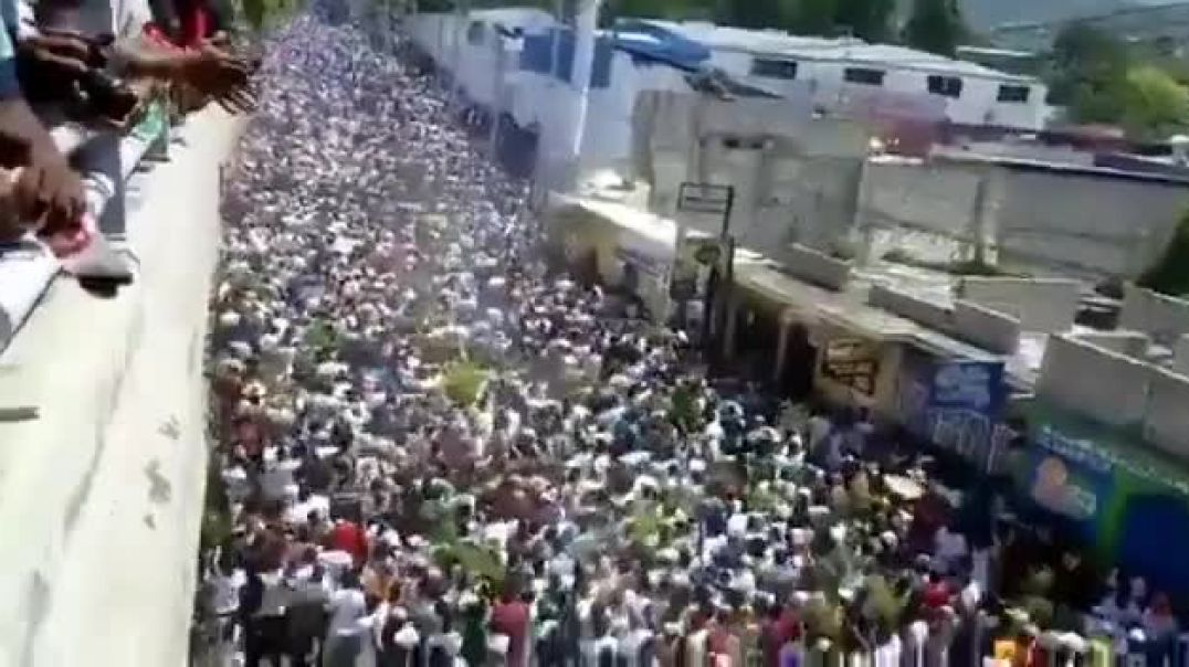Anti-government demonstrations in Cuba
