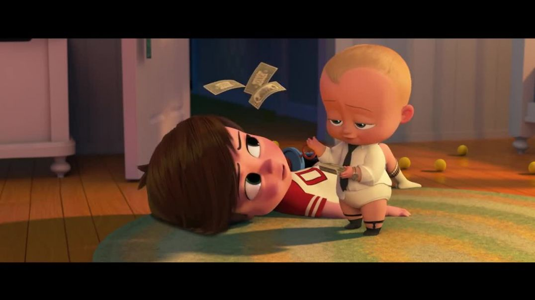 THE BOSS BABY_ FAMILY BUSINESS _ Official Trailer