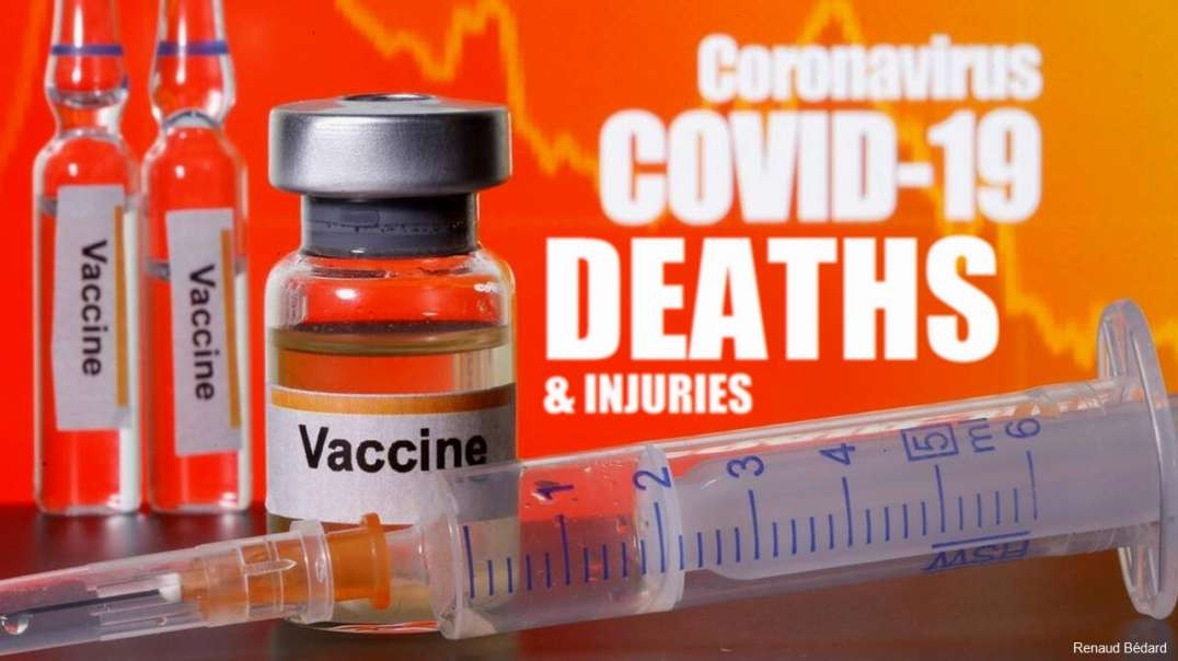 COVID POISON VACCINE CAUSING MORE DEATHS AND INJURIES